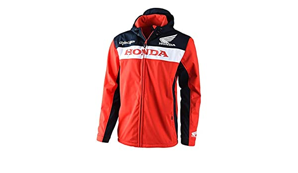Chaqueta Troy Lee Designs Honda Honda Wing Tech Rojo (M ...
