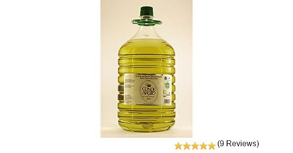 Aceite de oliva virgen extra Conde de Argillo - Pet 5 litros: Amazon.es: Alimentación y bebidas