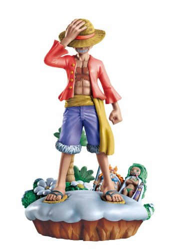 One Piece Log Box The New Voyage (6 Figures)