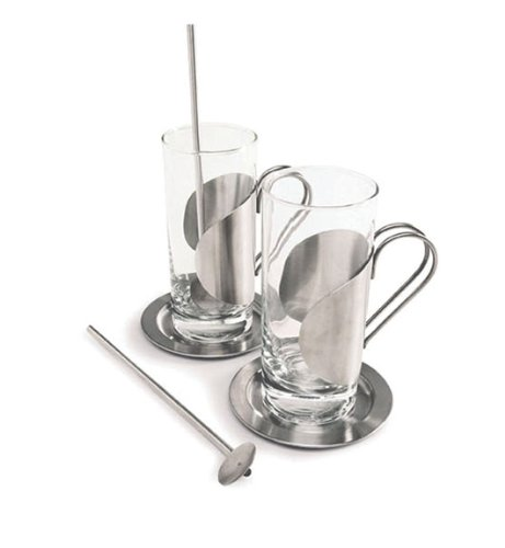 Cuisinox Irish Coffee Glass, Set of - Irish Set Coffee Glass