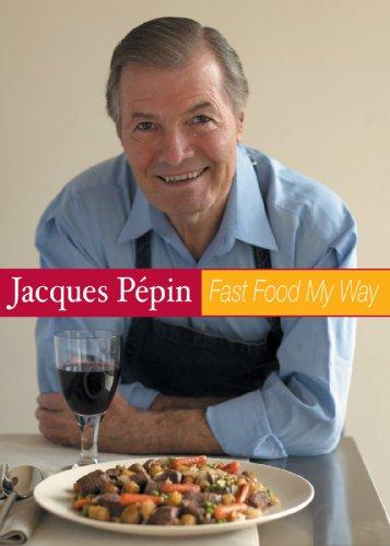 Jacques Pepin Fast Food My Way: Dessert -Pick Me Up- (Dessert Dish Sherbet)
