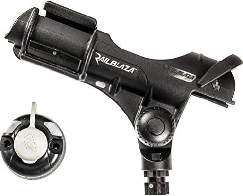 Railblaza Rod Holder II Star Port Kit – Black