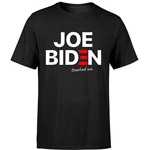 Funny Anti Joe Biden T Shirt for President 2020 Men Women (Unisex T-Shirt/Black/XL)]()