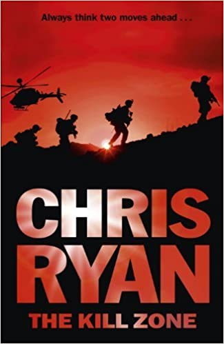 The Kill Zone by Ryan, Chris (2010)