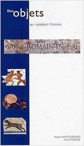 Livre Saint-Romain-en-Gal epub, pdf