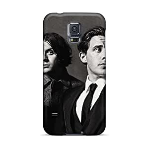 Protector Hard Phone Cases For Samsung Galaxy S5 With Unique Design Realistic Avenged Sevenfold Pictures ColtonMorrill