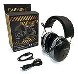 EarMuff Black, Wireless Headphones with Bluetooth