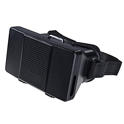 """3D VR Glasses 3D Viewer Adjustable Focus Virtual Reality VR Box DIY Video Movie Game Glasses For Iphone 6+,Samsung S6 and All 4.0-6.0"""" Smartphone"""