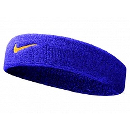 Nike Swoosh Headband (One Size) (Comet Blue) by Nike (Image #7)