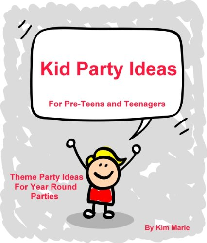 Kid Party Ideas -