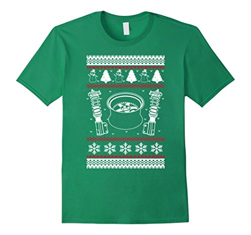 Car Parts Ugly Christmas Sweater T Shirt
