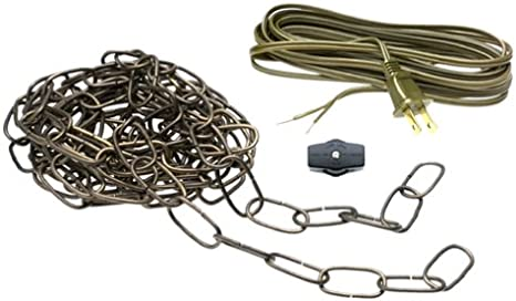 Westinghouse Lighting Corp 70103 15-Feet Gold Cord Set TV Non-Branded Items Home Improvement