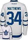 Auston Matthews New Toronto Maple Leafs NHL Away Reebok Premier Hockey Jersey