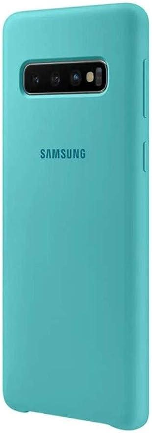 Silicone Cover Für Galaxy S10 Grün Elektronik