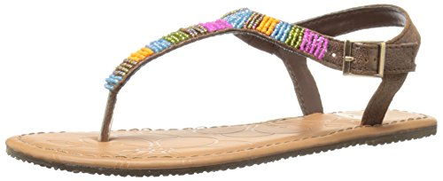 Roper Womens Multi Multi Brown