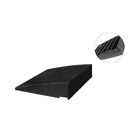 10.7 cm Pendiente de pendiente, rampas para vehículos rampas para rampa rampas de umbral rampas
