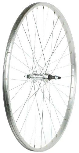 Sta-Tru Silver ST735 36H Rim Rear Wheel (700X35) ()