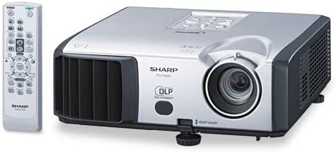 Remote Control for Sharp PG-B10S Projector with Laser Pointer