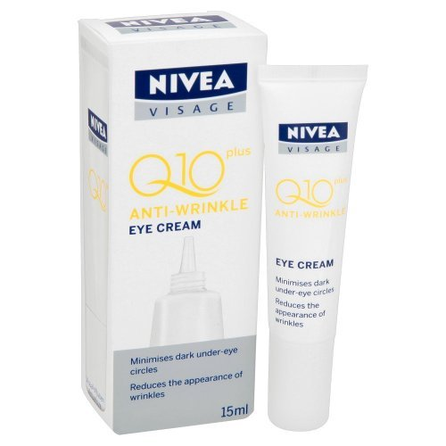 New Nivea Visage Anti Wrinkle Q10 Plus Eye Cream