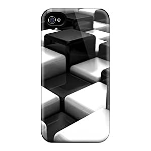 Waterdrop Snap-on Cubes 8003 Cases For Iphone 6