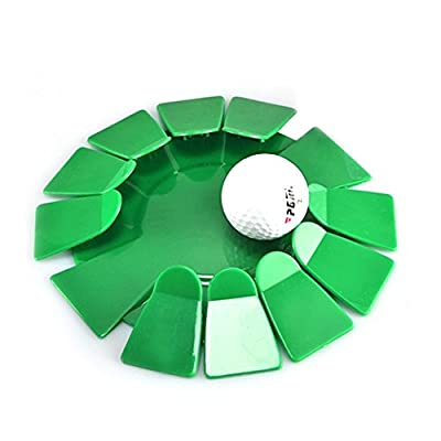 BCHZ Plastic All-Direction Practice Putting Cup Golf Hole Training Aid Indoor/Outdoor