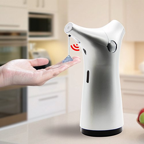 PENSON & CO. ASD0001 Automatic Touchless Soap Dispenser-Stylish Design-Sensor Pump