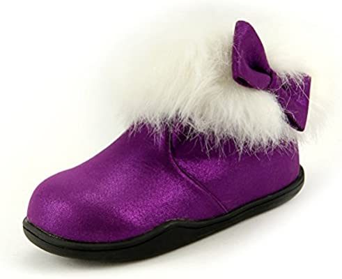 The Doll Maker Furry Ankle Boot FBA1541701A