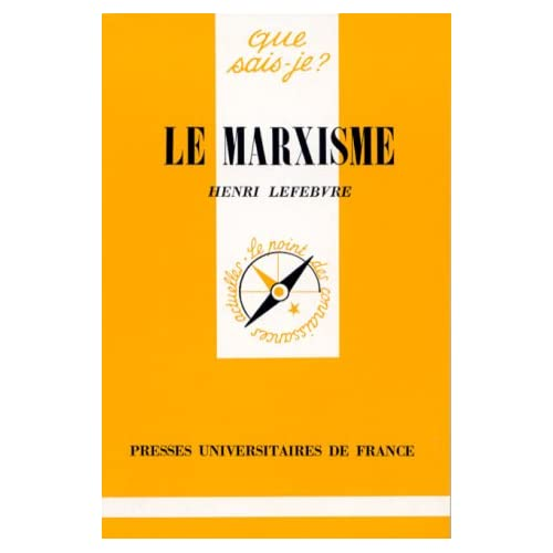 Le Marxisme (French Edition)