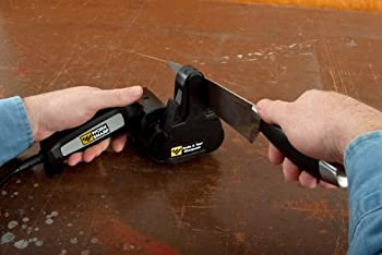 Work Sharp Knife & Tool Sharpener - Fast, Easy, Repeatable, Consistent Results 10
