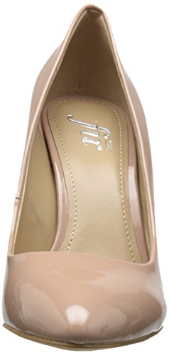 outlet exclusive 2014 unisex online The Fix Women's Madeline 120mm Point Toe Pump Nude Patent outlet ebay cheap sale extremely JwdEk7Ec