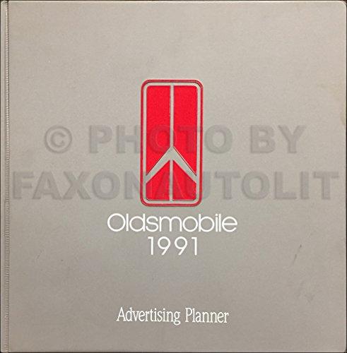 Review 1991 Oldsmobile Dealer Advertising
