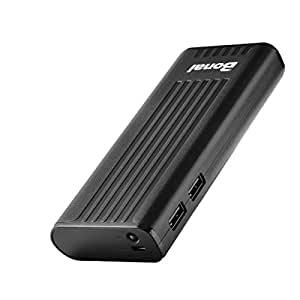 amazon com upgraded portable charger bonai stripe power bank rh amazon com Samsung Rugby Samsung Refrigerator Manual