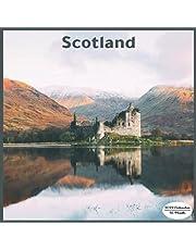 Scotland Calendar 2022: 16 Month Squire Calendar 2022