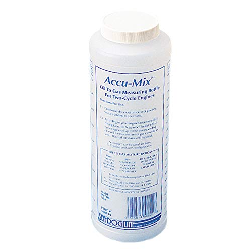 Sea Dog 588614  Accu-Mix Oil to Gas Measuring Bottle