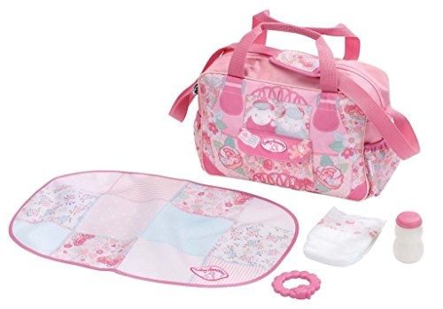 New Zapf Creation Baby Annabell Changing Bag 5-Piece, used for sale  Delivered anywhere in USA