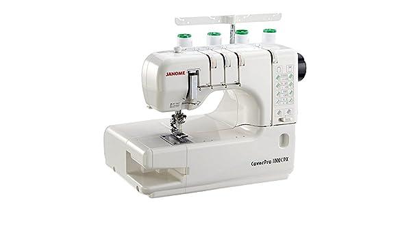 Janome 5027843200065 - Remalladora y recubridora 1000cpx: Amazon.es: Hogar