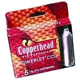 Copperhead 12-Gram CO2 Powerlets, 5-Pack