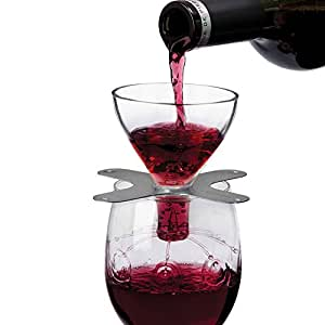 Metrokane Rabbit Swish Wine Aerator 6150
