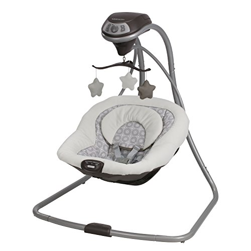 Graco Simple Sway Swing - Abbington
