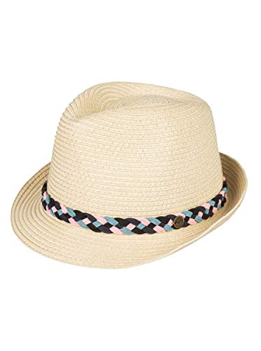 Roxy Women's Sentimiento Straw Hat, natural M/L from Roxy
