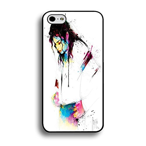 Customized Michael Jackson Phone hülle Handyhülle Cover for Iphone 6 Plus/6s Plus 5.5 Zoll MJ Cover,Telefonkasten SchutzHülle