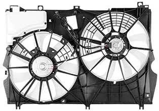 Reemplazar LX3115141 - Montaje de radiador dual y ventilador de ...