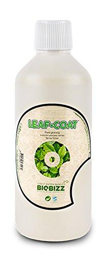 6 opinioni per BioBizz Leaf-Coat Fertilizzante 500ml
