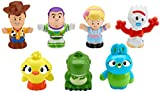 Toy Story Disney 4, 7 Friends Pack by Little People: more info
