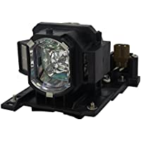 AuraBeam Professional Hitachi DT01021 Projector Replacement Lamp with Housing (Powered by Philips)