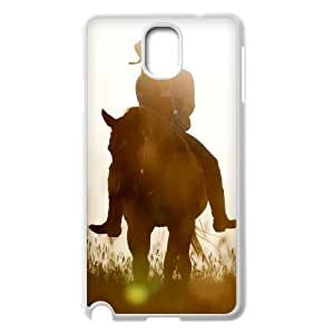 Horse Running Original New Print DIY Phone Case for Samsung Galaxy Note 3 N9000,personalized case cover ygtg520840