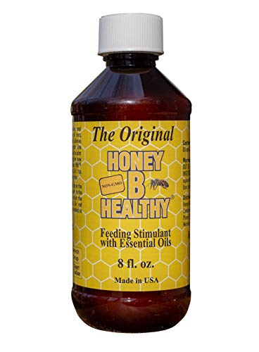 Honey B Healthy Original Feeding Stimulant with Essential Oils - 8 oz.