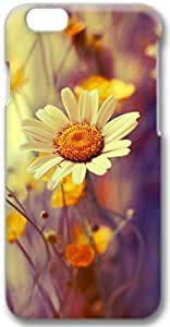 Daisy Apple iPhone 6 Plus Case, 3D iPhone 6 Plus Cases Hard Shell Cover Skin Casess