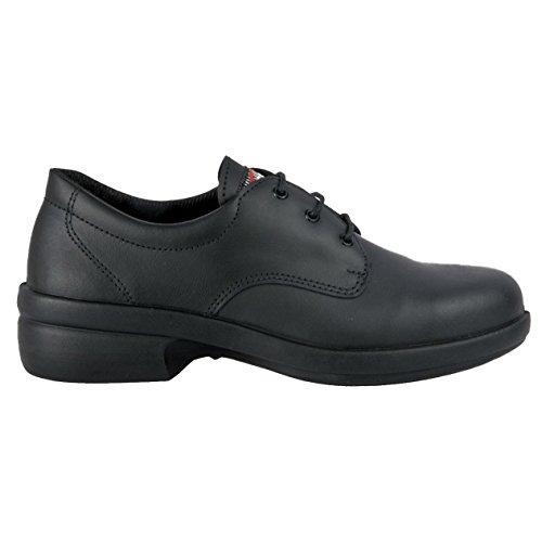 """Cofra 84030-006.D38 S2 SRC taglia 38 """"Naike"""" Scarpe di sicurezza, colore: nero"""