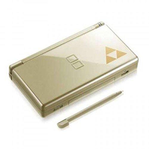 Legend of Zelda Gold Triforce DS Lite (Nintendo Ds 3d Green)